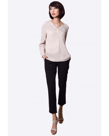 Freeway V-Neck long Sleeve  Workshirt FWYTC-017G9