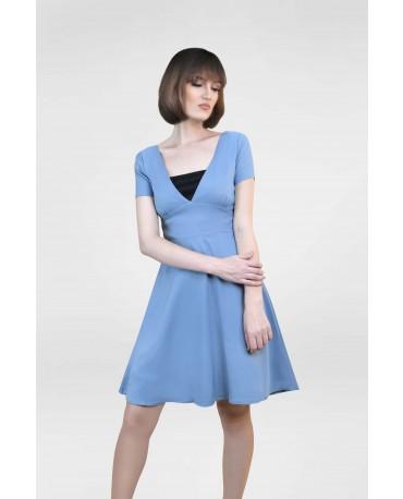 Freeway V-Neck Mini Dress FWYDC-018L9