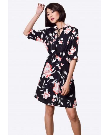 Freeway Floral Dress FWYDC-013G9