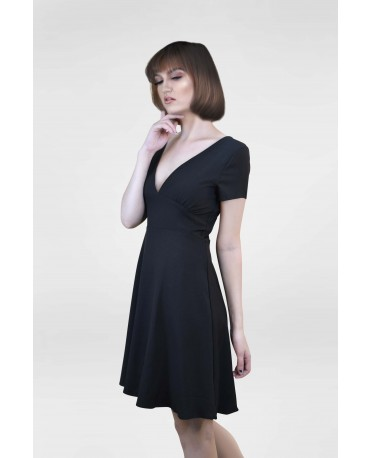 Freeway V-Neck Mini Dress FWYDC-018L9