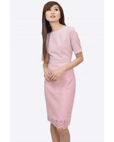 Ensembles Lace Dress ENSDW-007H9
