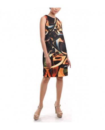 Freeway Cesar Legaspi Dress FNADRCL-004H7