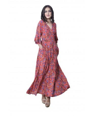 Freeway Emilou Maxi Dress FWYDC-001E9