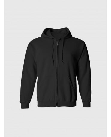 Stylist in Pocket Full Zip up Hoodie Jacket SIPPPE-080F0