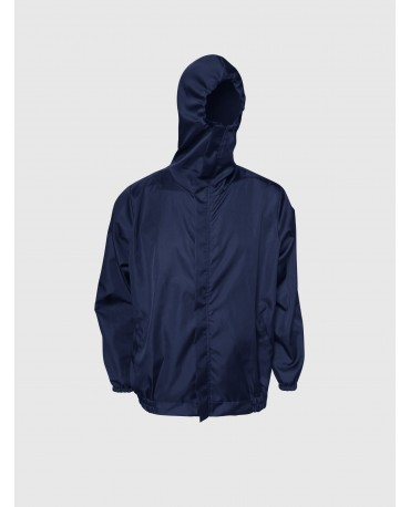 Stylist in Pocket Short PPE Jacket with Hoodie SIPPPE-086G0