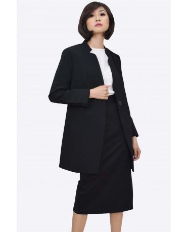 Stylist in Pocket  Coat SIPUO-003G9