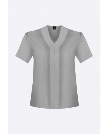 Stylist in Pocket Ladies Panel Blouse SIPUT-002A0