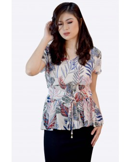 Freeway  Floral Blouse FWYTC-016J9