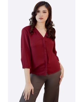 Ensembles 3/4 Sleeve Top ENSTW-012J9
