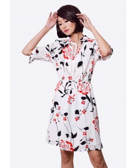Freeway Floral Dress FWYDC-013G9