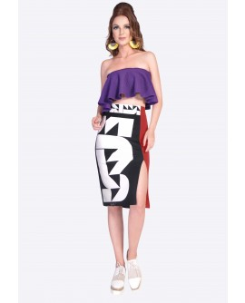 Freeway Arturo Luz Skirt FNABTCCP-002H9