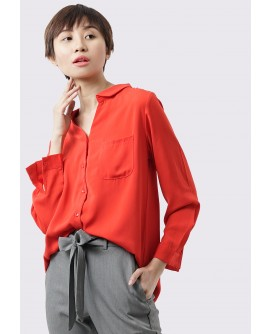 Ensembles Illias Long Sleeved Top ENSTW-009I8