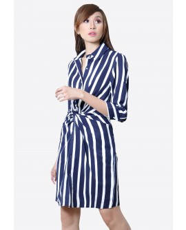 Ensembles Arbee Twisted Shirt Dress ENSDC-001A9