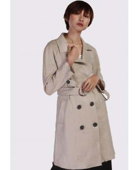 Ensembles Kea Trench Coat ENSOW-032K8