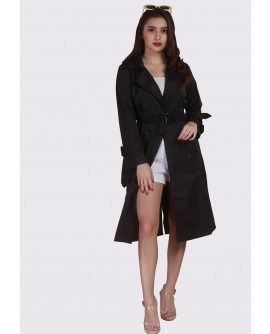 Ensembles Kaiva Trench Coat ENSOW-035K8