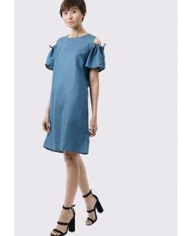 Freeway Galina Cold Shoulder Dress FWYDC-046G8