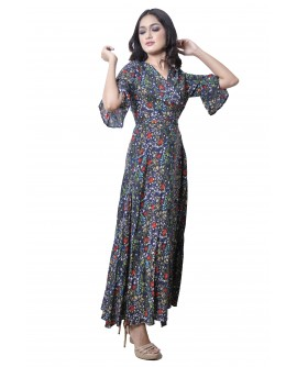 Freeway Emilou Maxi Dress FWYDC-001E9