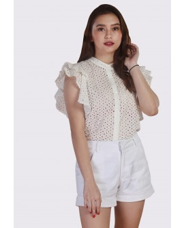 Freeway Jessy Short Sleeved Top FWYTC-054J8