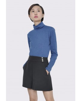 Freeway Korina Turtleneck Blouse FWYTC-060K8