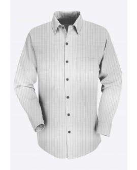 Stylist in Pocket Mens Long Sleeve Button Down Collar Shirt SIPUT-032J9