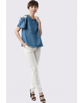 Freeway Gabe Cold Shoulder Top FWYTC-040G8