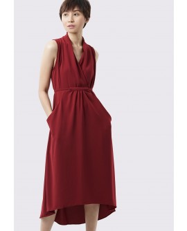 Freeway Ivie Overlap Dress FWYDC-051I8