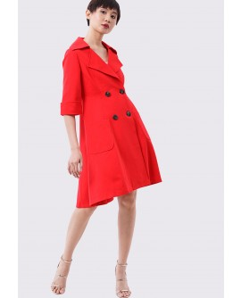 Ensembles Harrie Trench Coat ENSOW-020H8