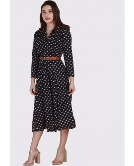 Freeway Joey Midi Dress FWYDC-052J8