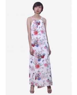 Freeway Laina Halter Maxi Dress FWYDR-003L8