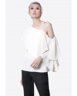 Freeway Carlie One Shoulder Top FWYTC-001C9