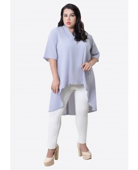 Plus Philosophy Illaine Mullet Top SIPPTW-005I8