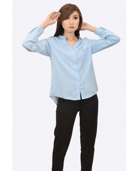 Fine Line Collared Workshirt  SIPUT-015H9